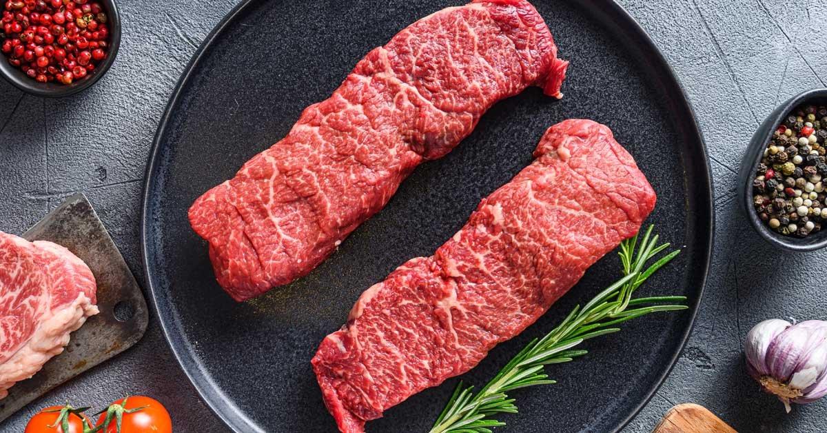 tri tip steaks